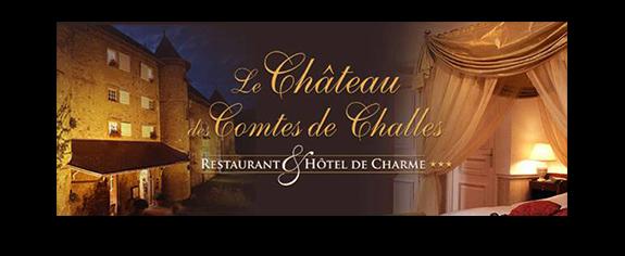 04/12/13 Bienvenue au Chateau des Comtes de Challes!