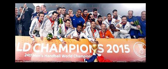 05/01/15 – Champions du Monde !!!