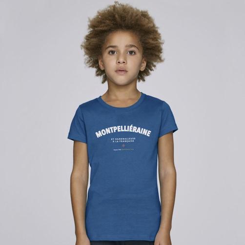 T-shirt MONTPELLIERAIN(NE) - Le Handball à la Française