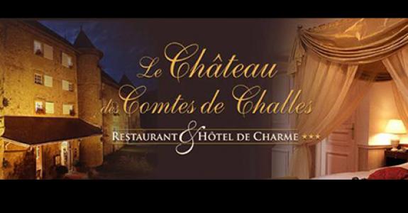 04/12/13Bienvenue au Chateau des Comtes de Challes!