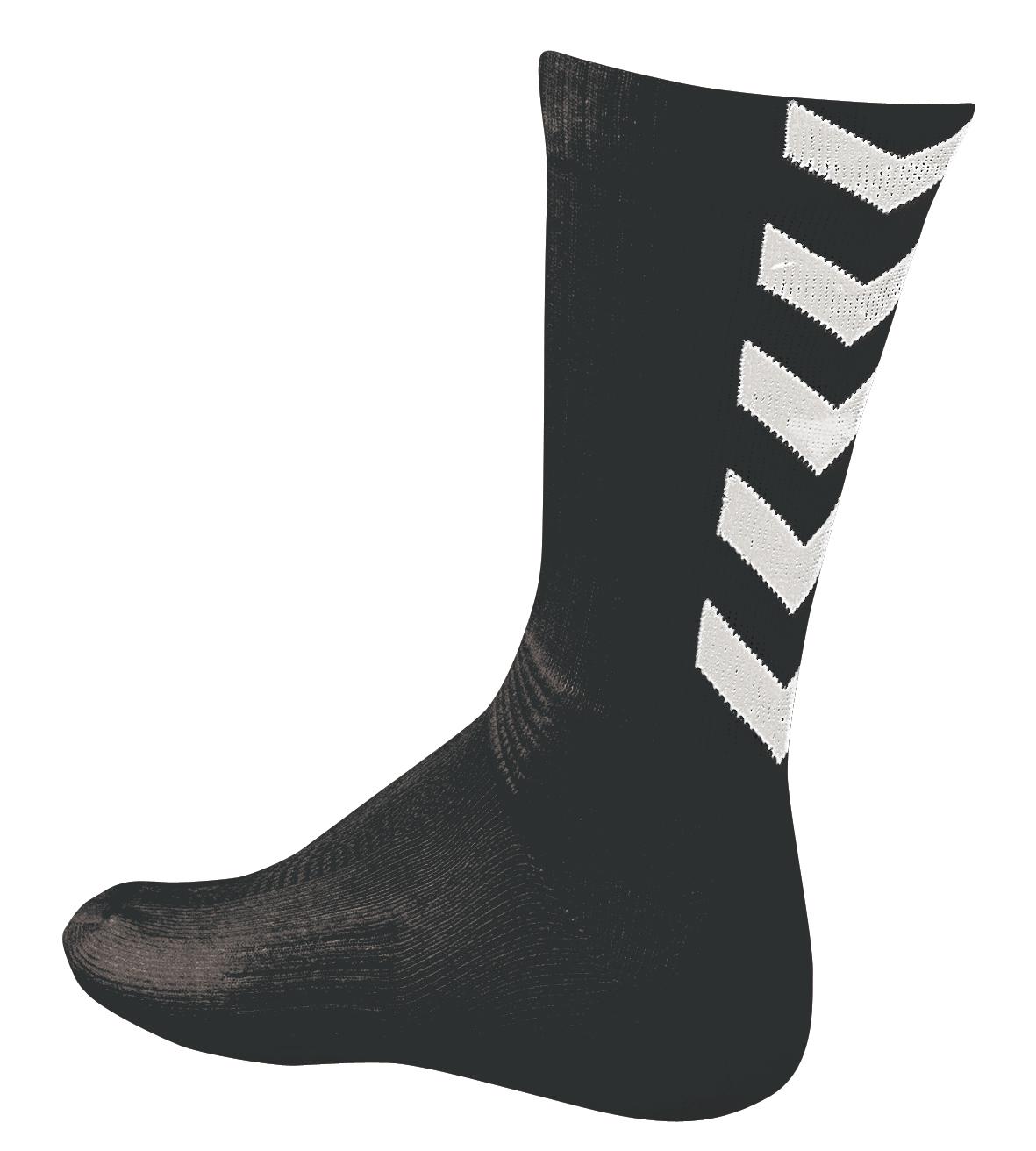 chaussettes-hummel-noires